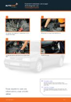 Comment remplacer une bougie d'allumage sur une Volkswagen Golf III
