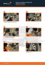 Comment remplacer le disque de frein avant sur une Volkswagen Golf III