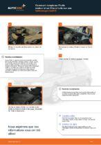 Comment remplacer l'huile moteur et un filtre à huile sur une Volkswagen Golf III