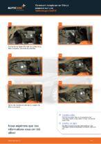 Comment remplacer un filtre à essence sur une Volkswagen Golf III