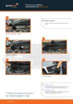 AUDI A4 fejlfinding af manual