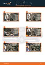Skifte Bremseklodser MERCEDES-BENZ C-CLASS: værkstedshåndbog