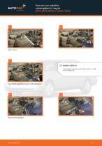 Vedligeholdelse MERCEDES-BENZ manualer pdf