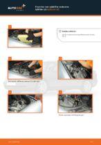 Skifte Luftfilter AUDI A4: guider online