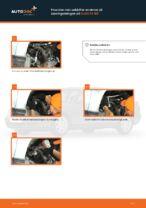 Hvordan man udskifter enderne på sporingsstangen på AUDI A4 В5