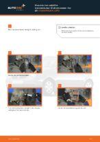 Skifte Bremseklodser VW LUPO: værkstedshåndbog