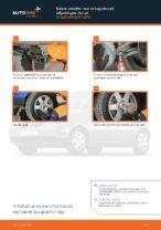 Automekaniker anbefalinger for udskiftning af VW VW Lupo 6x1 1.0 Hjulleje