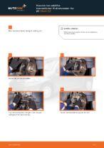 Skift Bremseklods CITROËN C3: pdf gratis