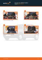 Hvordan man udskifter hjulleje i bag på Opel Corsa B