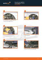 Affjedring / Dæmpning udskifter og reparationsmanual med illustrationer