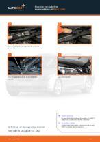 Hvordan man udskifter kabineluftfilter på BMW 5 E60