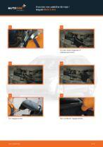 Hvordan man udskifter tårnleje i bag på BMW 5 E60