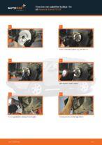 Hvordan skifter man og justere Hjullejesæt bag og foran: gratis pdf guide