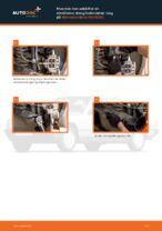 Udskiftning af Stabilisatorbolt bag højre MERCEDES-BENZ gør det selv - online manualer pdf