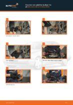 MERCEDES-BENZ-reparationsmanualer med illustrationer