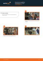 TRW DF4823S til MERCEDES-BENZ, VW | PDF udskiftnings guide