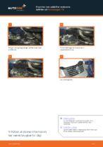 Hvordan man udskifter motorens luftfilter på Volkswagen T5