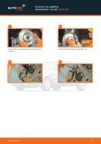 AUDI-reparationsmanualer med illustrationer