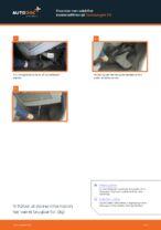 Hvordan man udskifter kabineluftfilter på Volkswagen T5