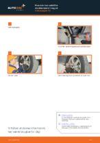 Hvordan man udskifter støddæmpere i bag på Volkswagen T5