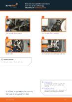 Hvordan man udskifter den nedre arm i for på en uafhængig affjedring på Volkswagen T5