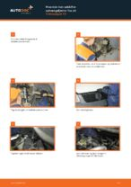 Montering af Spiralfjedre VW TRANSPORTER V Platform/Chassis (7JD, 7JE, 7JL, 7JY, 7JZ, 7FD - trin-for-trin vejledning