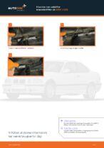 Hvordan man udskifter brændstoffilter på BMW 3 E36