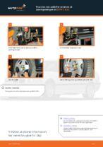Hvordan man udskifter enderne på sporingsstangen på BMW 3 E36