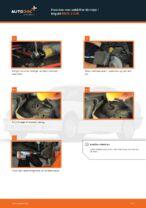 Hvordan man udskifter tårnleje i bag på BMW 3 E36