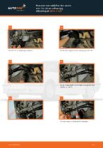 Hvordan man udskifter den nedre arm i for på en uafhængig affjedring på BMW 3 E36