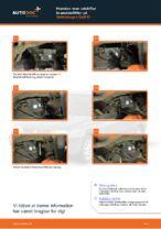 Hvordan man udskifter brændstoffilter på Volkswagen Golf III