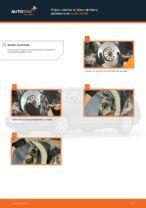 REMSA DCA664710 para A4 Berlina (8D2, B5) | PDF guía de reemplazo