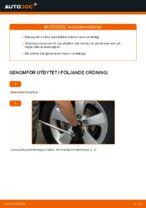 Så byter du bakre bärfjädrar på Toyota Auris E15