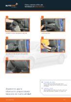 Guía de reparación paso a paso para Opel Astra G Berlina