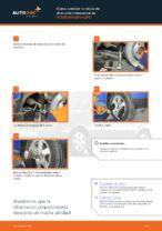 Cambio Pastillas De Freno traseras y delanteras MERCEDES-BENZ HECKFLOSSE: guía pdf