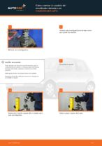 Guía de reparación paso a paso para VW LUPO