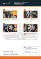 Recomendaciones de mecánicos de automóviles para reemplazar Rótula de Dirección en un VW VW Lupo 6x1 1.0