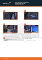 Tutorial paso a paso en PDF sobre el cambio de Amortiguadores en VW LUPO