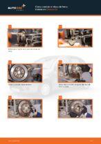 Cambiar Discos de Freno CITROËN C3: manual de taller