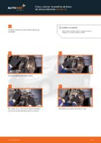 Reemplazo Juego de pastillas de freno instrucción pdf para CITROËN C3