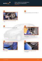 Reemplazar Amortiguador CITROËN C3: pdf gratis