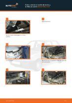 Instrucciones gratuitas en línea sobre cómo renovar Filtro de Aceite NISSAN MICRA II (K11)