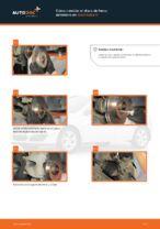 Reemplazo Kit de frenos de disco instrucción pdf para OPEL ASTRA