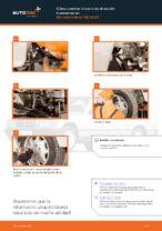 Instrucciones gratuitas en línea sobre cómo renovar Rótula barra de dirección MERCEDES-BENZ 190 (W201)
