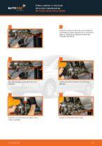 Tutorial paso a paso en PDF sobre el cambio de Pastillas De Freno en MERCEDES-BENZ VIANO (W639)