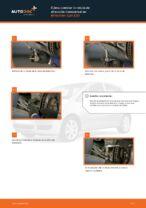 Reemplazo Rótula barra de acoplamiento instrucción pdf para MITSUBISHI COLT