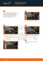 Instrucciones gratuitas en línea sobre cómo renovar Rótula barra de dirección SKODA OCTAVIA Combi (1Z5)