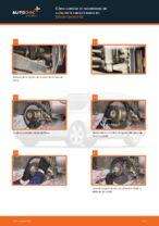 Cuándo cambiar Juego de cojinete de rueda SKODA OCTAVIA Combi (1Z5): manual pdf