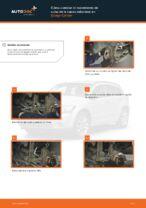 Cambio Pastillas De Freno traseras y delanteras DODGE CALIBER: guía pdf