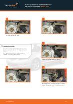 Instrucciones gratuitas en línea sobre cómo renovar Pastilla de freno MAZDA 3 (BK)